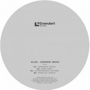 Allen - Coherent waves -  GR007